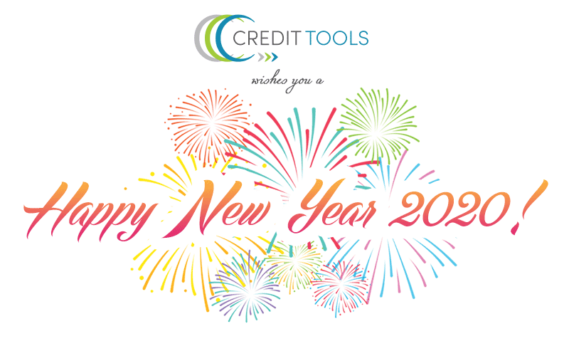 Happy New Year Credit tools