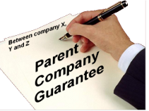 parent company guarantee